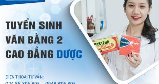 Khám phá địa chỉ đào tạo Văn bằng 2 Cao đẳng Dược tốt nhất tại Hà Nội