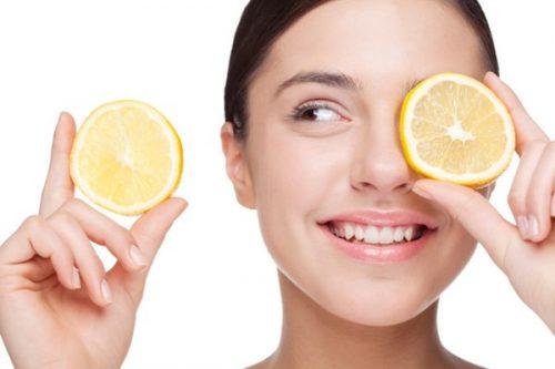 Mặt nạ trị sẹo mụn và vết thâm hiệu quả từ chanh tươi