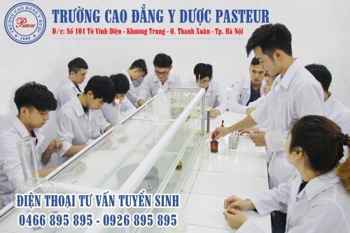 Địa chỉ tuyển sinh Cao đẳng Dược tốt nhất tại Hà Nội
