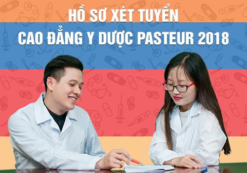 Hồ sơ đăng ký xét tuyển Cao đẳng Y Dược năm 2018 tại Sài Gòn