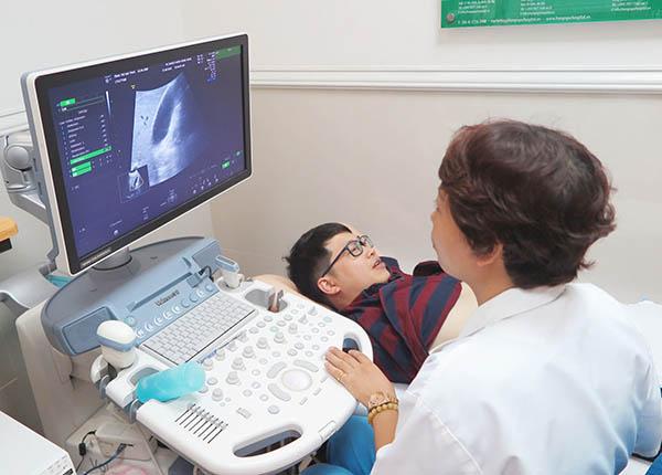 Siêu âm kiểm tra gan giúp chẩn đoán bệnh hiệu quả