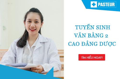Hồ sơ đăng ký văn bằng 2 Cao đẳng Dược