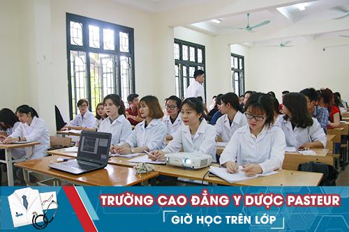 Trường Cao đẳng Y Dược Pasteur đào tạo theo mô hình Bệnh viện-Nhà trường