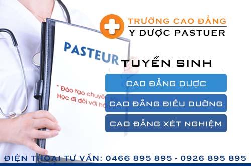 Địa chỉ nộp hồ sơ xét tuyển nguyện vọng bổ sung tại Trường Cao đẳng Y Dược Pasteur