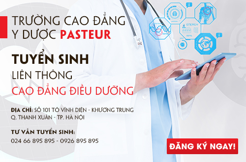 Trường Cao đẳng Y Dược Pasteur là địa chỉ đào tạo Y Dược uy tín và chất lượng