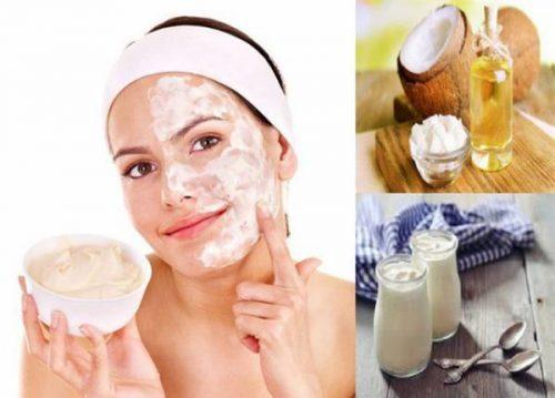 Nước dừa giúp dưỡng ẩm da rất hiệu quả