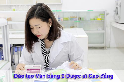 Đào tạo Văn bằng 2 Cao đẳng Dược
