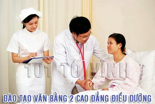 Tốt nghiệp Kỹ thuật hình ảnh có được học văn bằng 2 ngành Điều dưỡng?