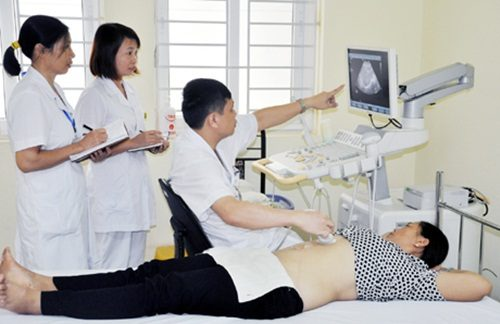 Siêu âm chẩn đoán hình ảnh Y học