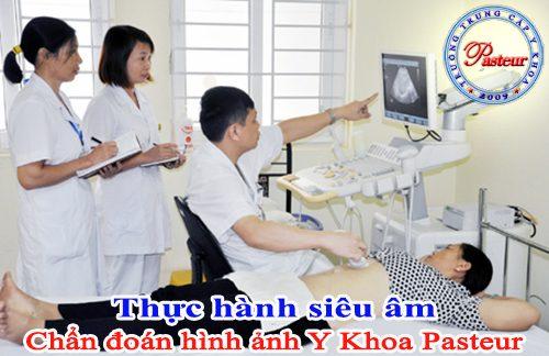 Cao đẳng Pasteur đào tạo kĩ thuật viên hình ảnh Y học