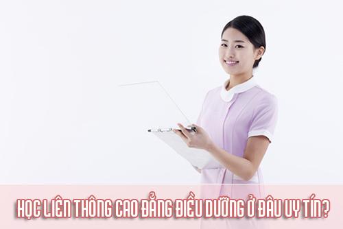 Thời gian đào tạo liên thông Cao đẳng Điều dưỡng