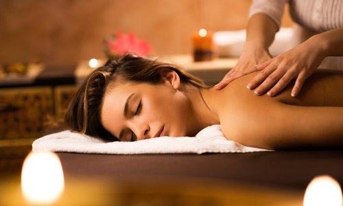 Massage giúp da săn chắc hơn