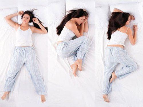 Ngủ sai tư thế có thể là nguyên nhân gây tụt đốt sống cổ