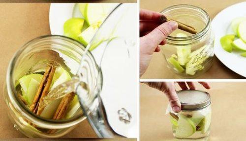 Nước táo có tác dụng thải độc rất tốt