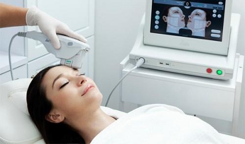 Công nghệ trẻ hoá da từ bên trong